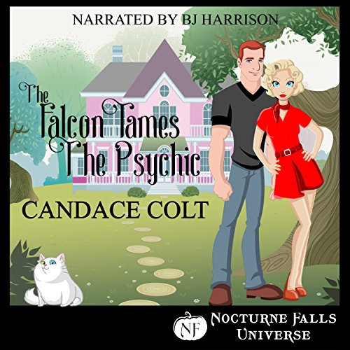 The Falcon Tames the Psychic Audiobook By Candace Colt cover art