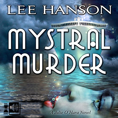 Mystral Murder audiobook cover art