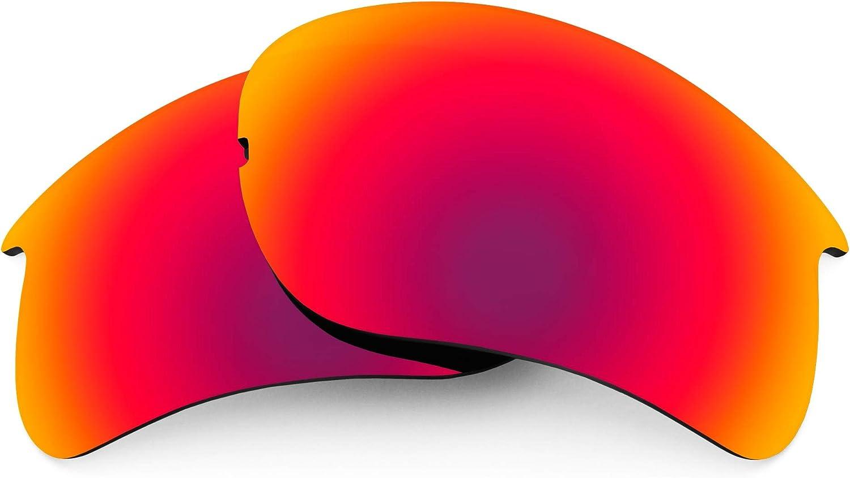 Revant Verres de Rechange pour Bolle Vigilante - Compatibles avec les Lunettes de Soleil Bolle Vigilante Soleil de Minuit Mirrorshield - Polarisés
