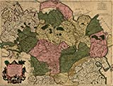 Poster Corp Sibirien, Russland - 1706 Kunstdruck (45,72 x