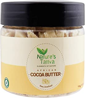 Nature's Tattva African Cocoa Butter, 100g