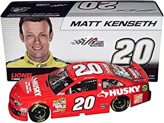 AUTOGRAPHED 2013 Matt Kenseth #20 Husky Tools Racing Team (Joe Gibbs Toyota Camry) Sprint Cup Series Signed Action 1/24 Scale NASCAR Diecast Car with COA (#2427 of only 2,796 produced!)