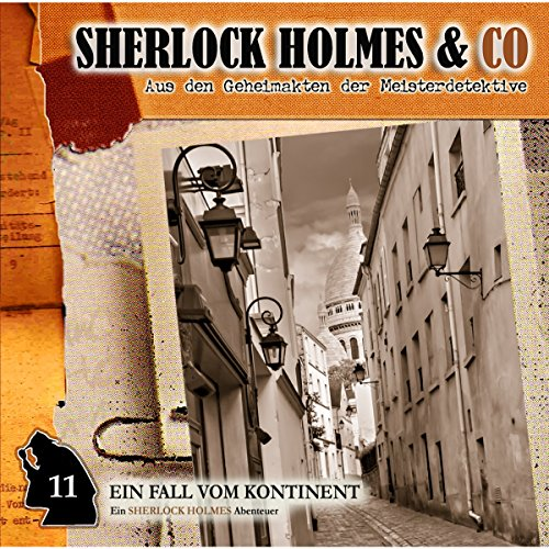 Ein Fall vom Kontinent     Sherlock Holmes & Co 11              By:                                                                                                                                 Thomas Tippner                               Narrated by:                                                                                                                                 Lutz Mackensy,                                                                                        Charles Rettinghaus,                                                                                        Florian Halm                      Length: 1 hr and 10 mins     Not rated yet     Overall 0.0