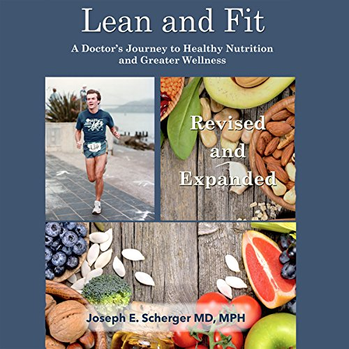 Lean and Fit audiobook cover art
