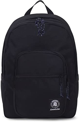 genuina alta calidad Backpack Invicta Jelek Jet negro negro negro  gran venta