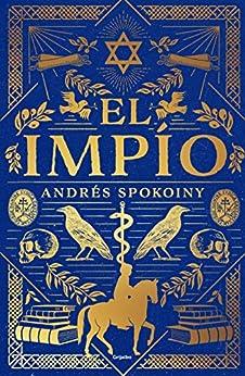 El impío - Andrés Spokoiny 619OJd63W0L._SY346_