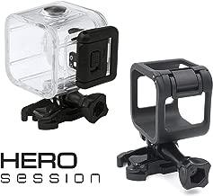 is the gopro hero 4 session waterproof