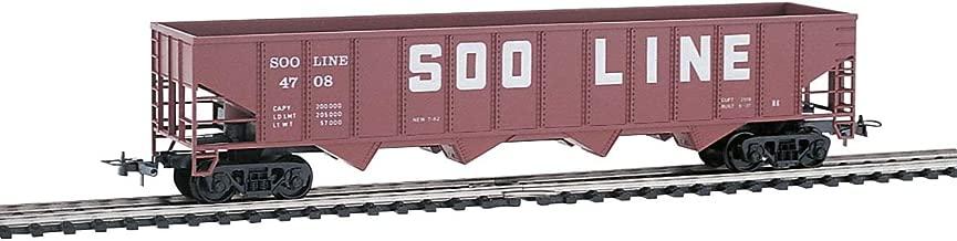 trains Mehano, Hopper Car SOO LINE 50', H0 Scale