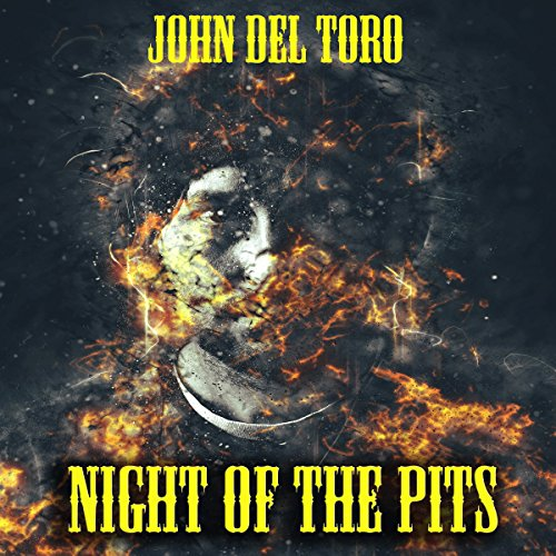 Night of the Pits audiobook cover art