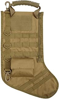 AIRSOFTPEAK Tactical Pouch Molle Christmas Stocking Bag Design Military Ammo Bullet EDC Pouch Dump Drop Magazine Storage Bag