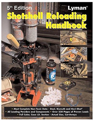 Lyman Shotshell Handbook 5Th Edition by Lyman