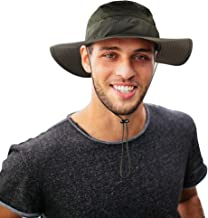 MICARSKY Sun Hat with UV Protection for Men or Women, Bucket Hat Fishing Cap