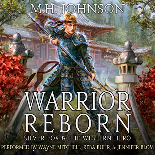 Silver Fox & The Western Hero: Warrior Reborn cover art
