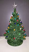 VINTAGE Style Ceramic Christmas Tree - Large Ceramic Tree 17