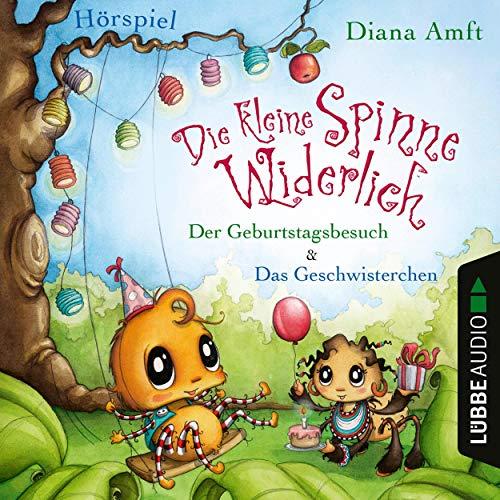 Der Geburtstagsbesuch & Das Geschwisterchen cover art
