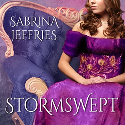 Stormswept audiobook cover art