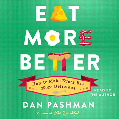 Eat More Better audiobook cover art