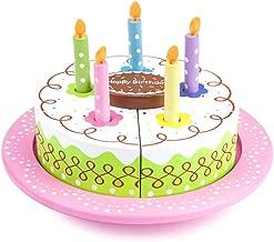 Imagination Generation Wood Eats! Happy Birthday Party Cake