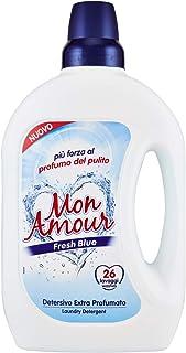 Mon Amour wasmiddel wasmachine vloeistof Fresh Blue - 1560 ml