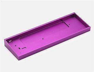 機械的な T-O-F-U65 C-N-Cメタルボックスアルミフレームは、K-B-D-F-A-N-S T-O-F-U 65%から68メカニカルキーボードボックスです。 (Colore : Purple)