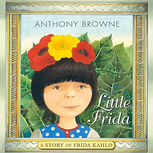 Little Frida audiobook cover art