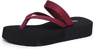 TRASE Daria Comfortable Flip Flops Slippers for Women Girls