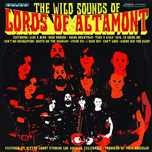 Wild Sounds Of Lords Ofaltamont