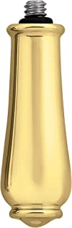 MOEN 97463 Polished brass replacement handle knob insert