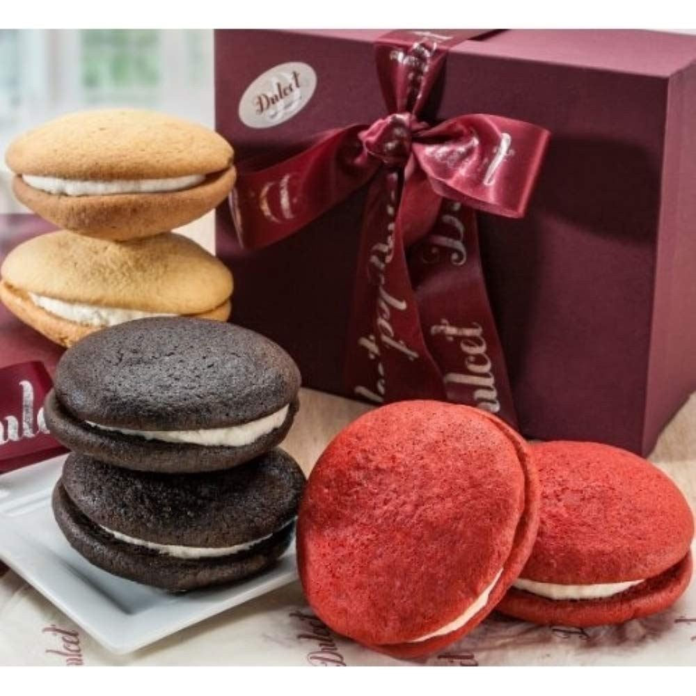 Dulcet Gift Baskets New popularity Delightful Whoopie o Assortment Special price Pie Box