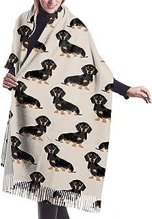 Brakeburn Sausage Dog Nappa Sciarpa