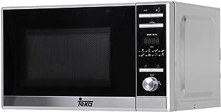 comprar comparacion Teka Microondas Grill | Modelo MWE 225 G | Capacidad 20 L | 5 Niveles de Potencia | 1050 W | 8 menús | Acero Inoxidable Cr...