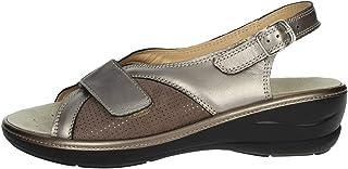Novaflex Sandalo Donna Antracite Cristel