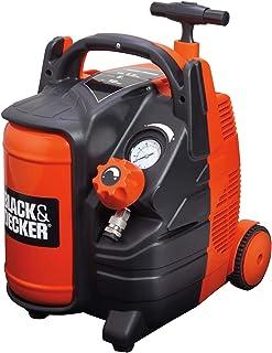 Black and Decker BD1955-MY-T Air Compressor -Orange, 10 Bar