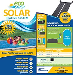 Eco Saver Solar Heating System