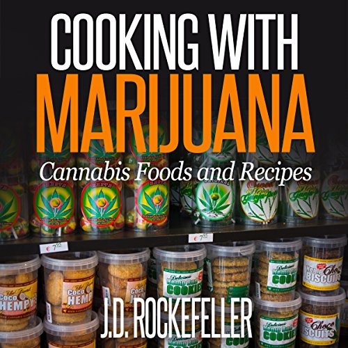 Cooking with Marijuana audiobook cover art