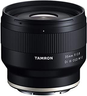 Tamron 35 mm F/2.8 Di III OSD M 1:2 Lens for Sony E