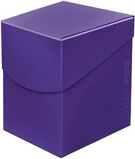 Ultra Pro Standard Eclipse Pro 100+ Deck Box - Royal Purple