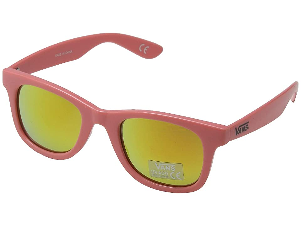 e733e7bff84dc Vans Janelle Hipster Sunglasses (Strawberry Pink) Sport Sunglasses