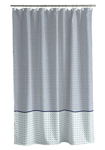 Södahl - Duschvorhang - Spirit Ice - 180 x 200 cm - 100prozent Polyester