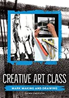 Creative Art Class - Mark Making and Drawing [DVD]