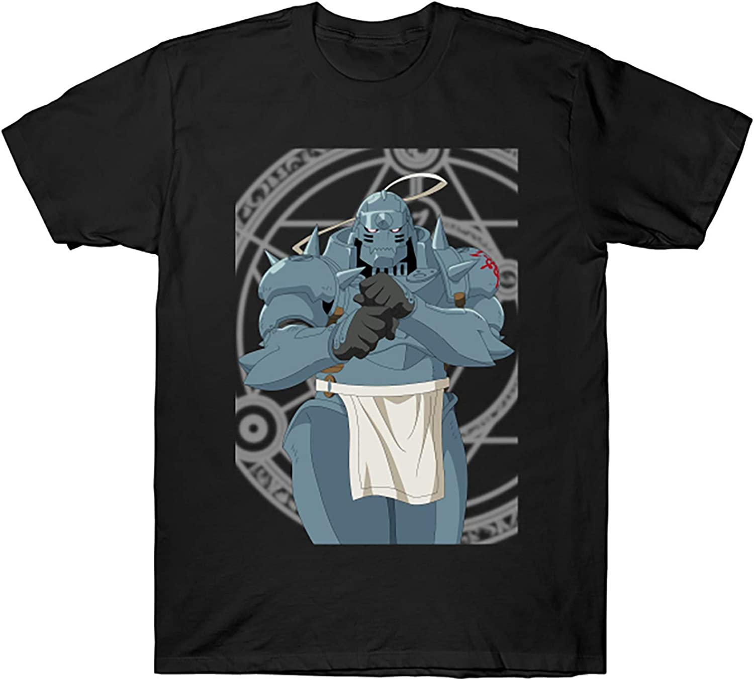 Anime Fullmetal Special Campaign Alchemist Alphonse Elric Tank T-Shirt To Hoodie Miami Mall