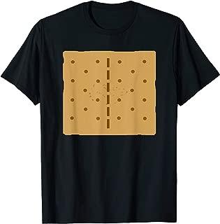 Smores Graham Cracker Group Halloween Costume T-Shirt