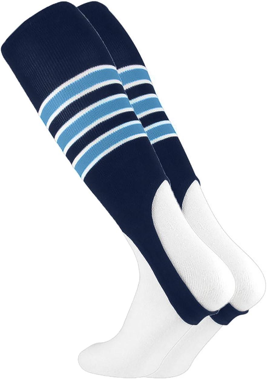 MadSportsStuff Baseball Stirrups by TCK Pattern D 3 Stripe