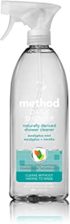 Method Daily Shower Spray, Eucalyptus Mint, 28 Ounce (Packaging May Vary)
