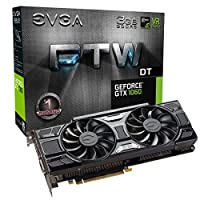 EVGA GeForce GTX 1060ゲームグラフィックカード( 06g-p4–6161-kr ) 3GB 03G-P4-6166-KR