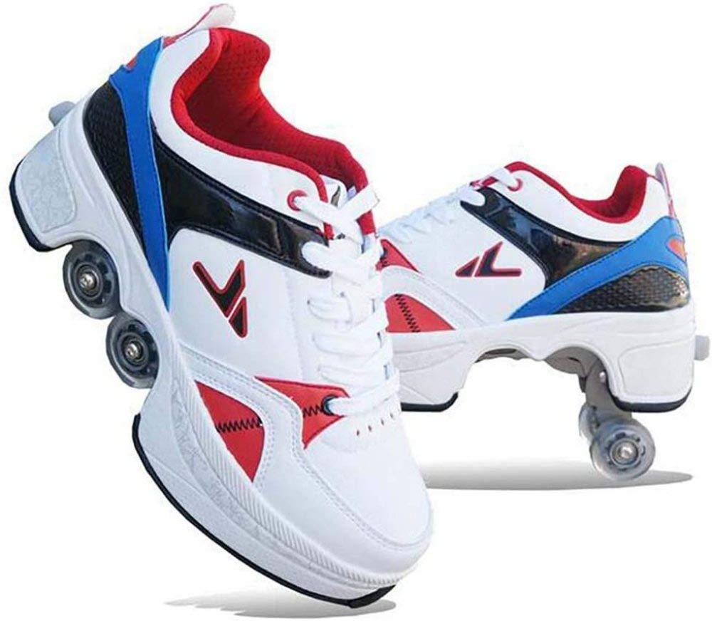 Amazon.co.jp: Kick Roller Shoes,2 in 1