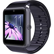 CNPGD Bluetooth Smart Watch(Partial Compatible for iPhone)+(Full Compatible for Android Phone)...