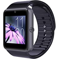 CNPGD Bluetooth Smart Watch(Partial Compatible for IOS IPHONE)+(Full Compatible for Android...