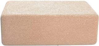 PRENKIN Back Support Anf/änger Yoga-Block Weiches Holz Anti-Rutsch-Odor Resistant Moisture-Proof-Block Brick