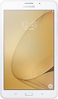 """Samsung Galaxy Tab A T285 8GB White, 7.0"""", Unlocked International Model, No Warranty"""